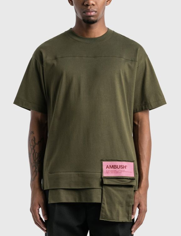 AMBUSH New Waist Pocket T-Shirt