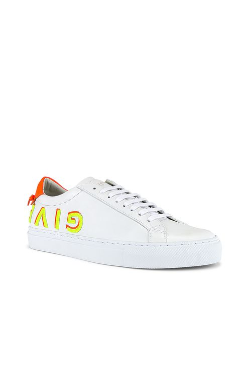 Givenchy Low Top Urban Street Givenchy Letter Sneaker