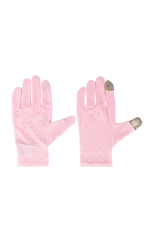 Lele Sadoughi Embellished Washable Gloves