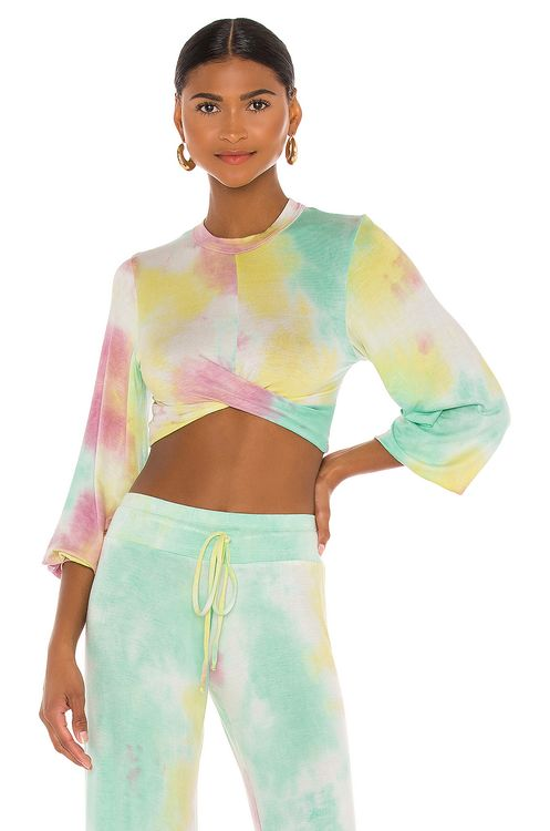 Beach Riot Marley Top