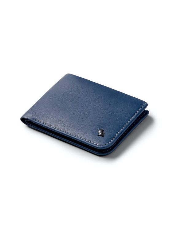 Bellroy Bellroy Hide and Seek Wallet Marine Blue RFID