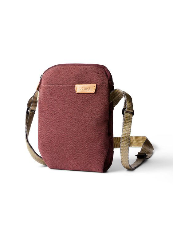 Bellroy Bellroy City Pouch Red Earth