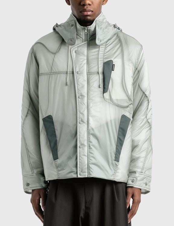 Hyein Seo Transparent Padded Jacket