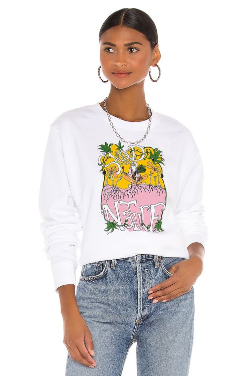 Sugarhigh Lovestoned Stoned In Nature Sweatshirt