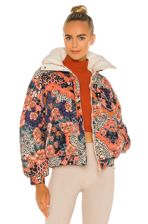 Free People X FP Movement Power House Puffer