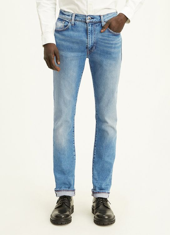 Levi's Levi's Levi'S Made & Crafted 511 Slim Fit Selvedge Jeans (56497-0054)