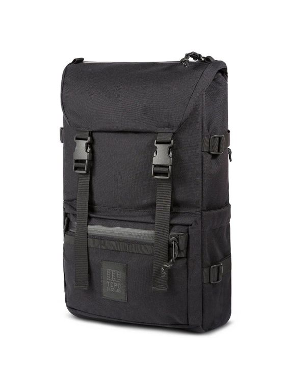 TOPO DESIGNS Topo Designs Rover Pack Tech Black