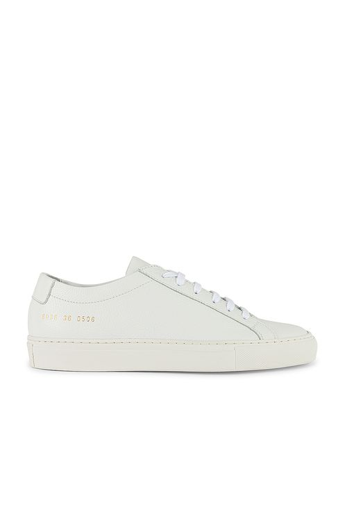Common Projects Achilles Pebbled Sneaker