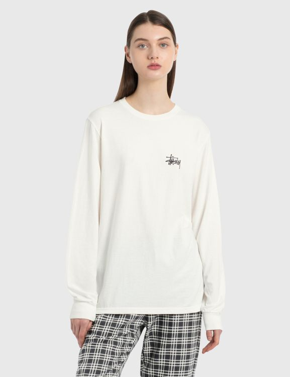 Stussy Peace Pot Long Sleeve T-Shirt