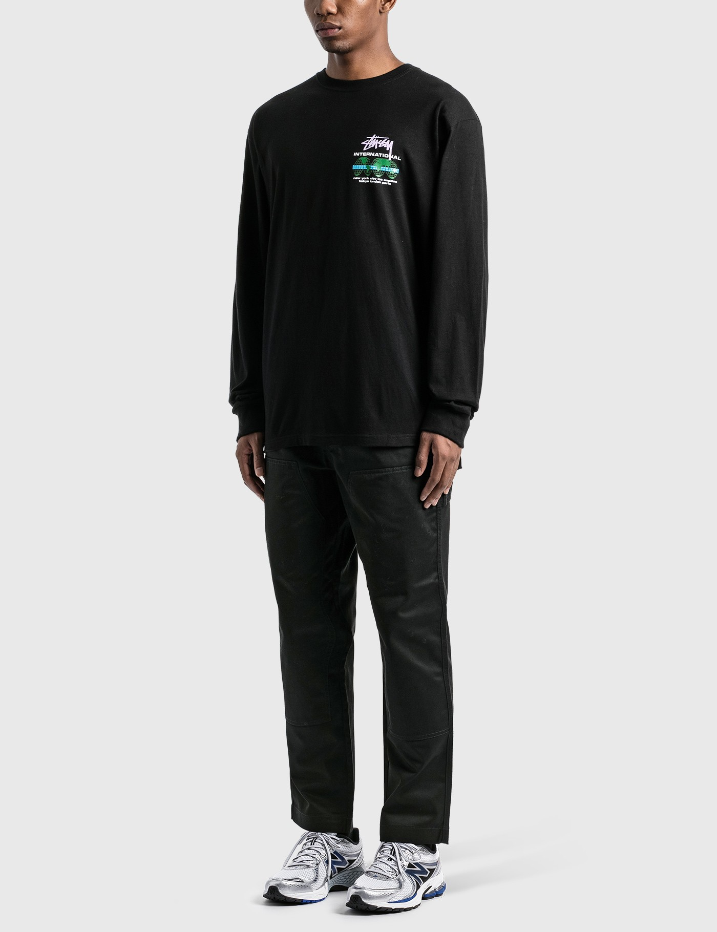 Stussy International Long Sleeve T-Shirt