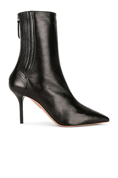Aquazzura Saint Honore 85 Bootie