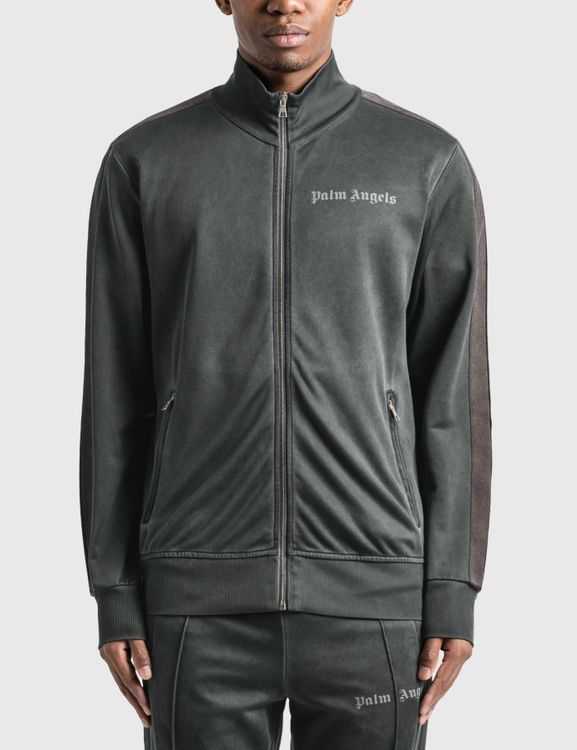 Palm Angels Garment Dyed Track Jacket