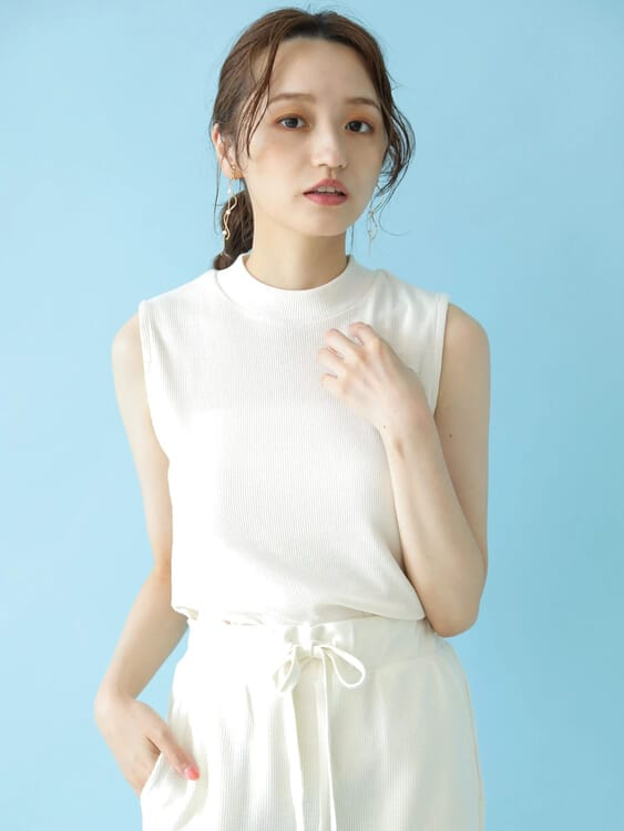 Earth, Music & Ecology Chiya Top - Ivory