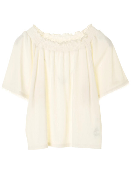 Earth, Music & Ecology Junko Top - Ivory