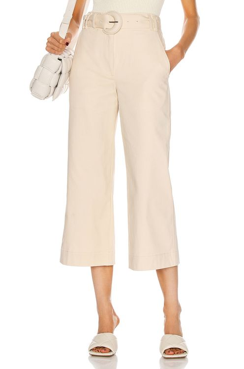 Proenza Schouler White Label Wide Leg Pant