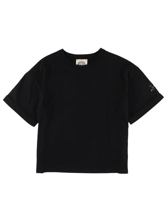 Earth, Music & Ecology Shizue Top  - Black