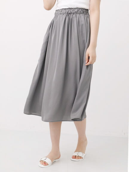 Earth, Music & Ecology Katsumi Skirt - Mint