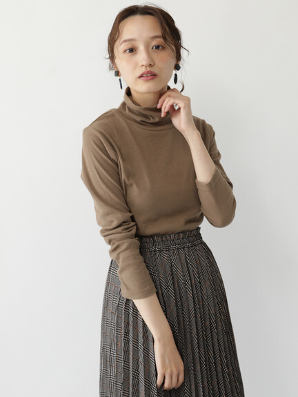 Earth, Music & Ecology Ryo Top  - Beige