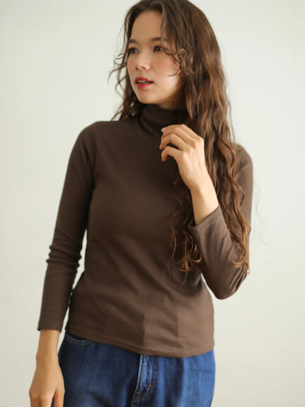 Earth, Music & Ecology Ryo Top  - Brown