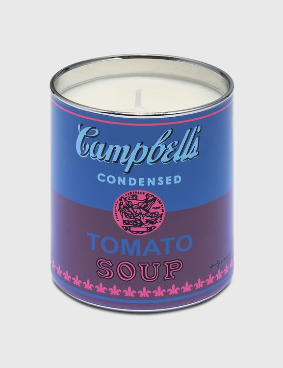 Ligne Blanche Andy Warhol's Campbell Soup Can Candle