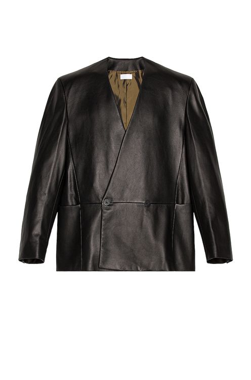Fear of God Exclusively for Ermenegildo Zegna Double Breasted Jacket