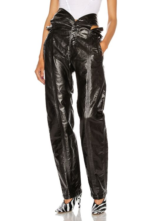 Y PROJECT Knotted Waist Pants