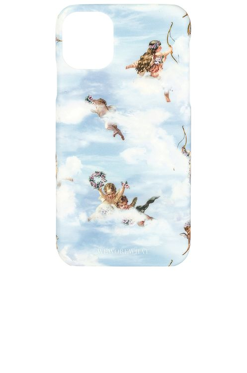 We Wore What Baby Angels iPhone 11 Case