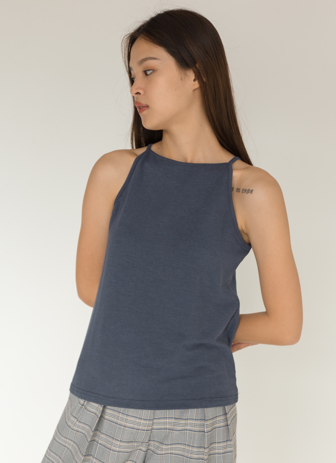BOWN Cath Top - Blue