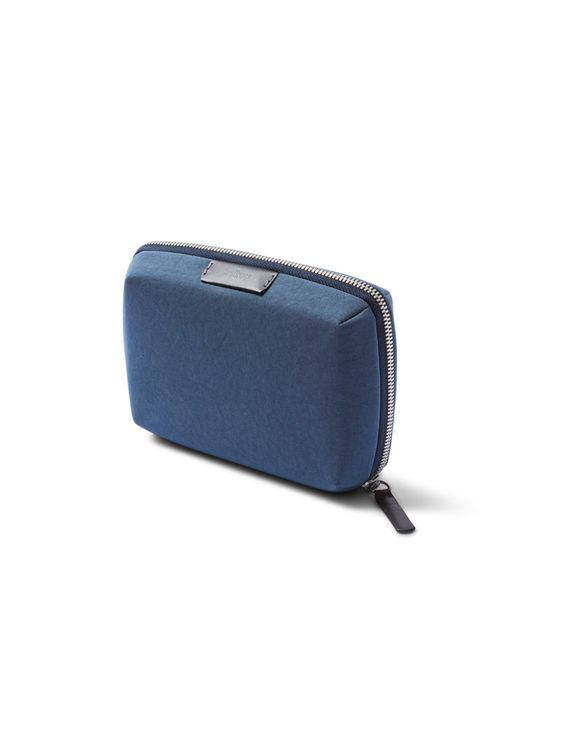 Bellroy Bellroy Tech Kit Compact Marine Blue Recycled