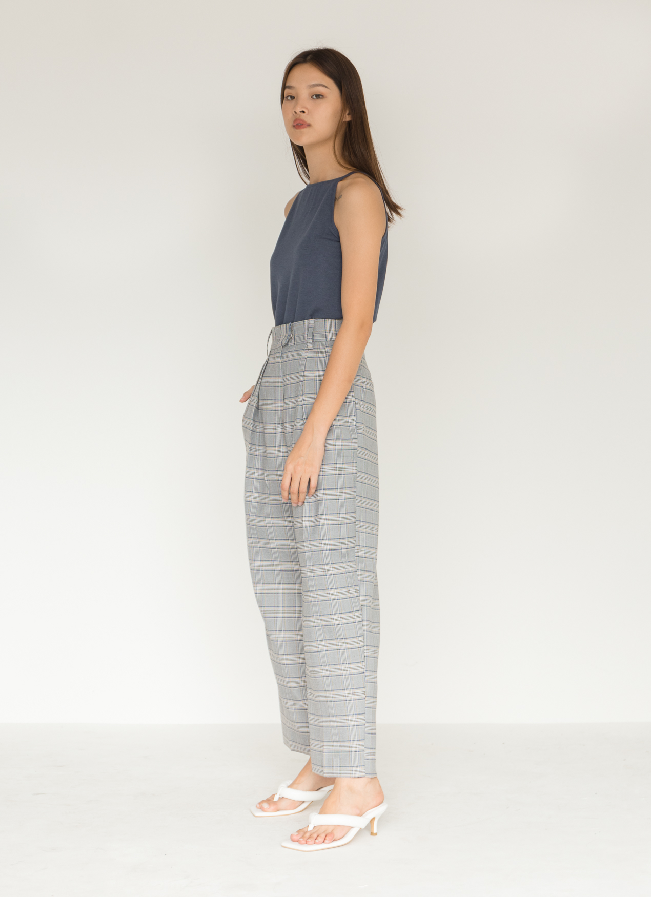 BOWN Calie Pants - Blue