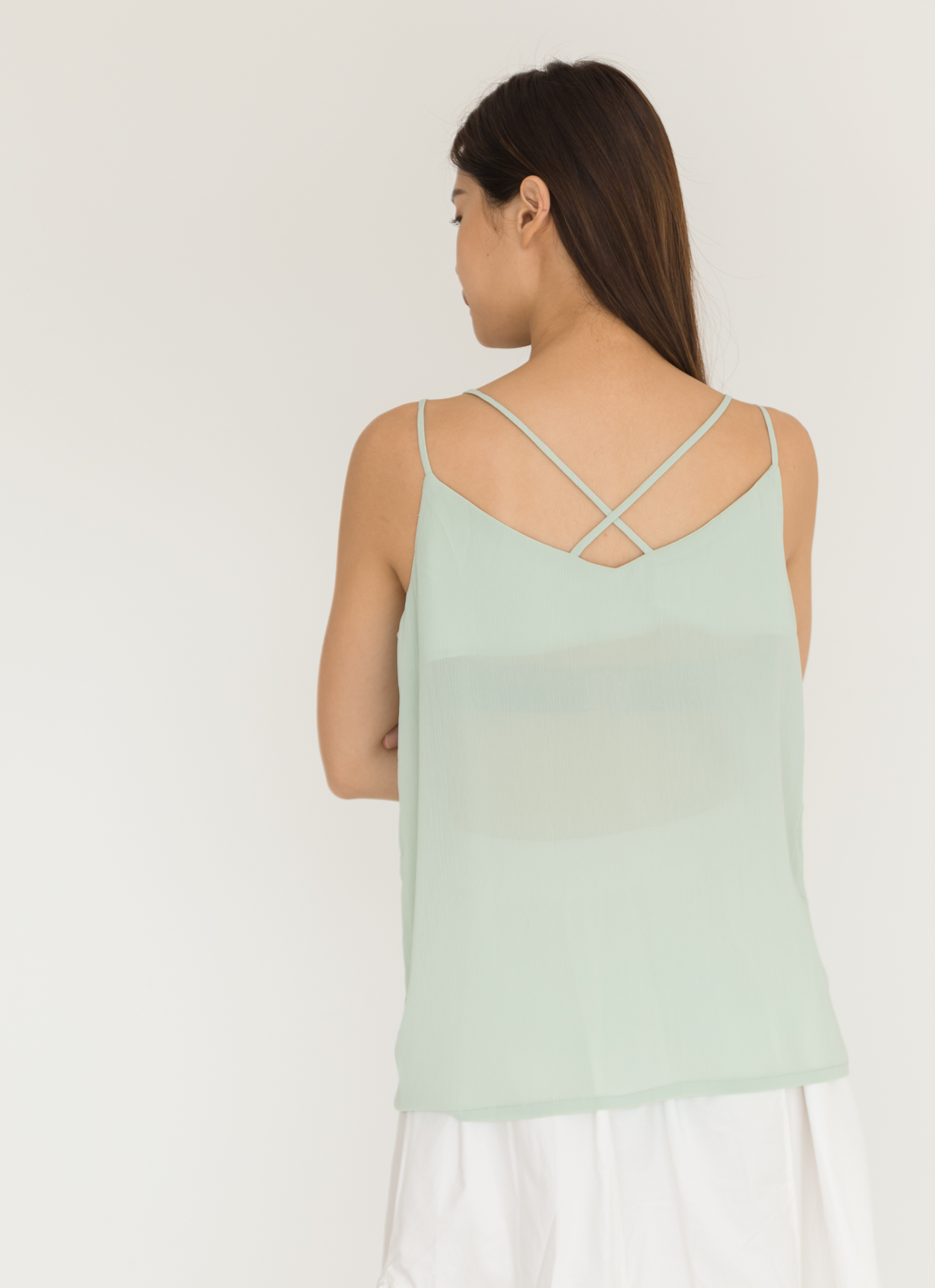 BOWN Freya Top - Green