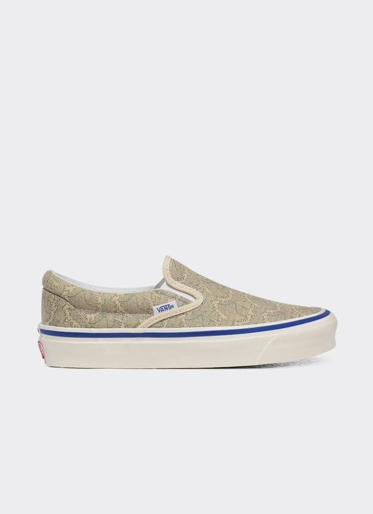 Vans Classic Slip-On 98 DX - Cream