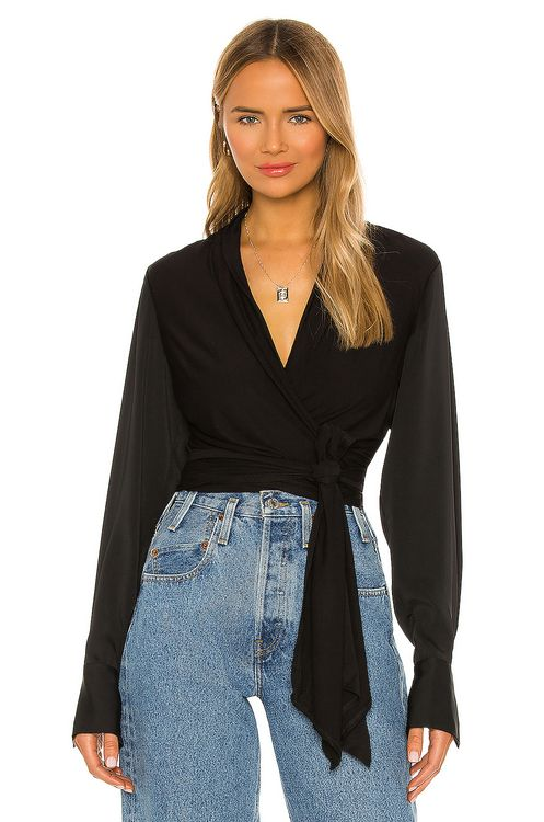 L'Academie the Jaclin Blouse