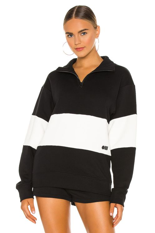 Solid & Striped Pullover