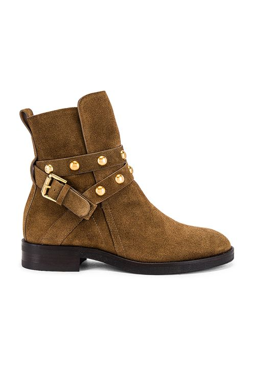 See By Chloé Studded Bootie