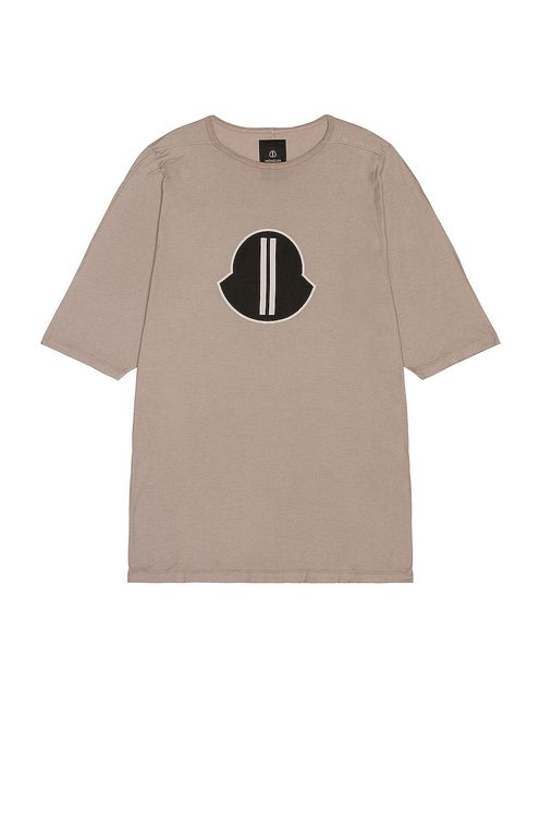 Moncler + Rick Owens Short Sleeve Graphic Tee