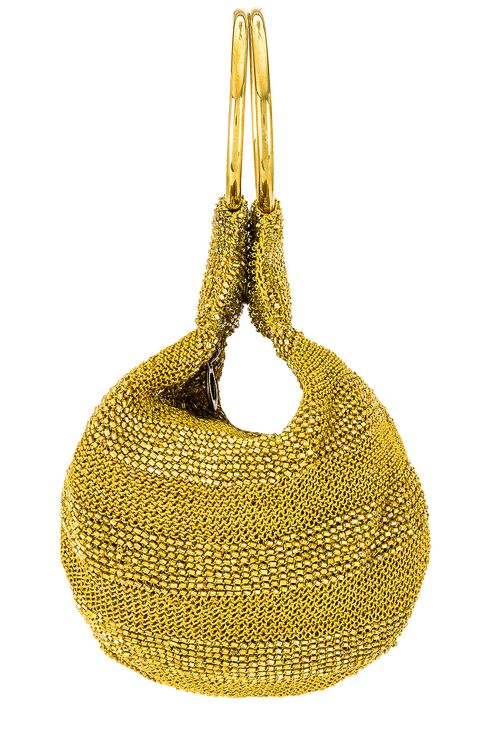 From St Xavier Goldie Ring Bag