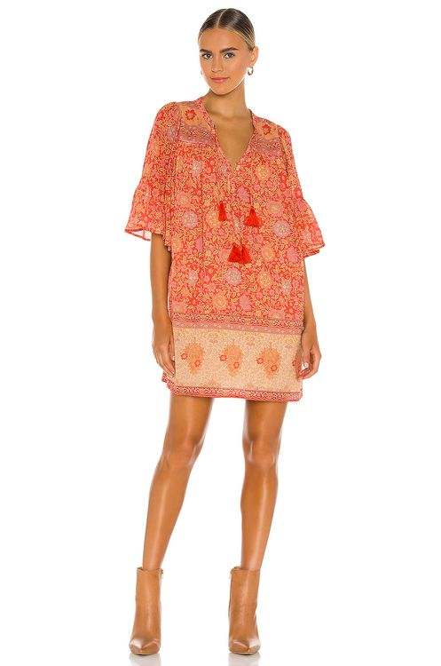 Spell & The Gypsy Collective Love Story Flutter Tunic