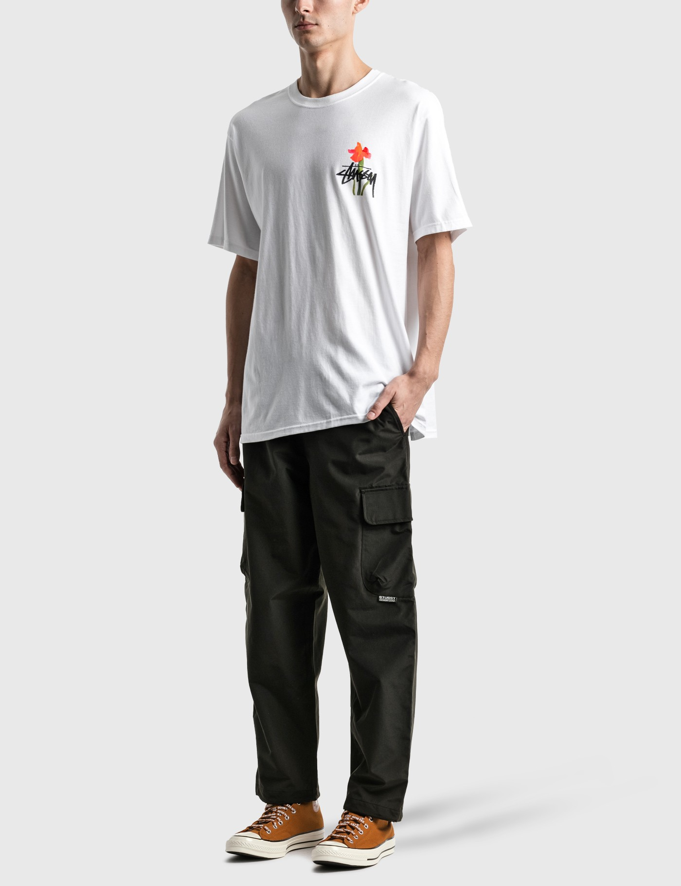 Stussy Water Flowers T-Shirt