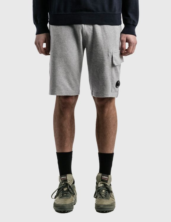 C.P. COMPANY Lens Pocket Sweat Shorts