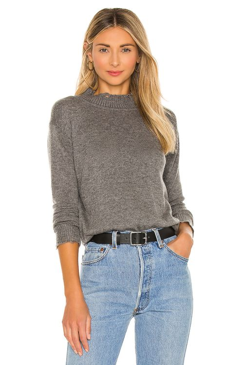 One Grey Day Jazz Pullover