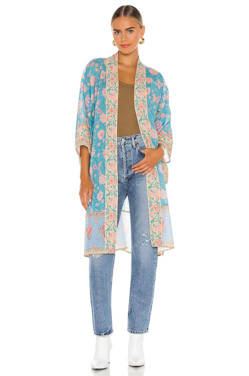 Spell & The Gypsy Collective Love Story Midi Robe