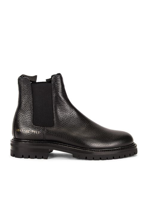 Common Projects Winter Chelsea Bumpy Boot