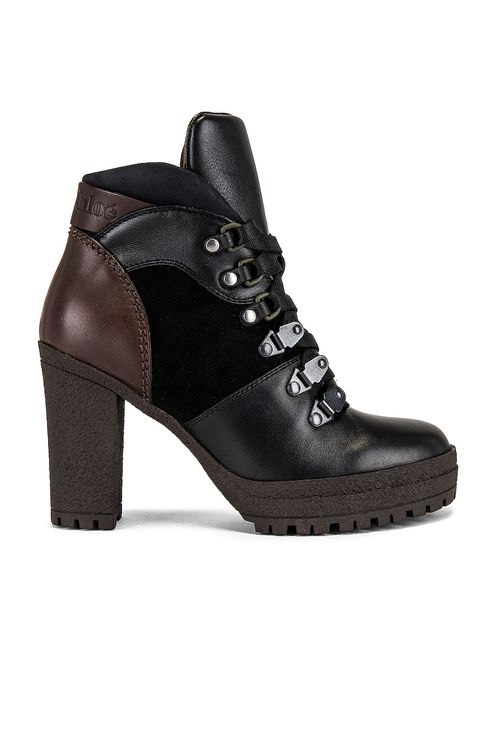 See By Chloé Platform Bootie
