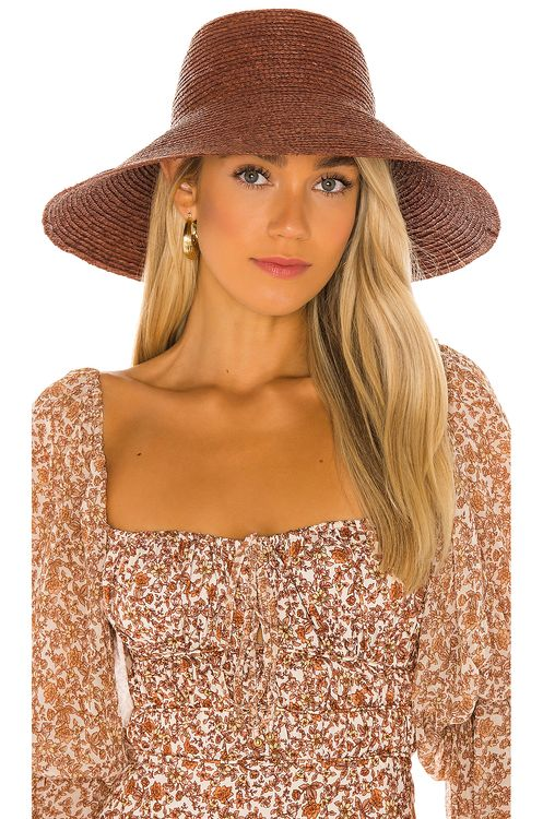 Janessa Leone Holland Packable Hat