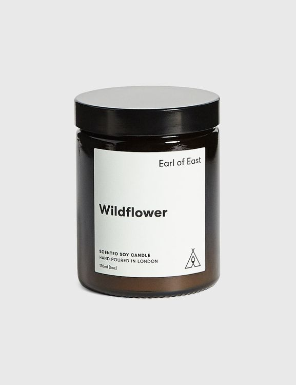 Earl Of East Wildflower Soy Wax Candle 170ml