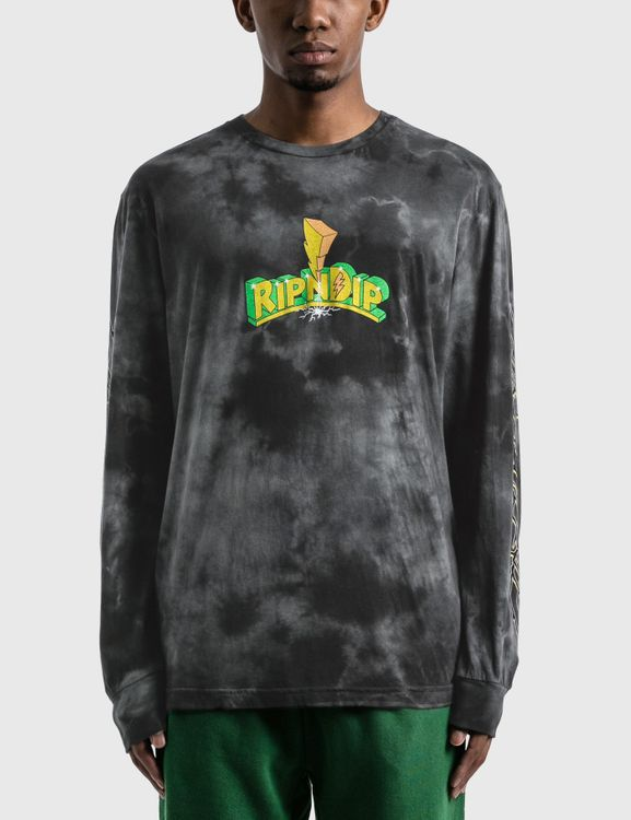 RIPNDIP Power Nerm Long Sleeve T-Shirt