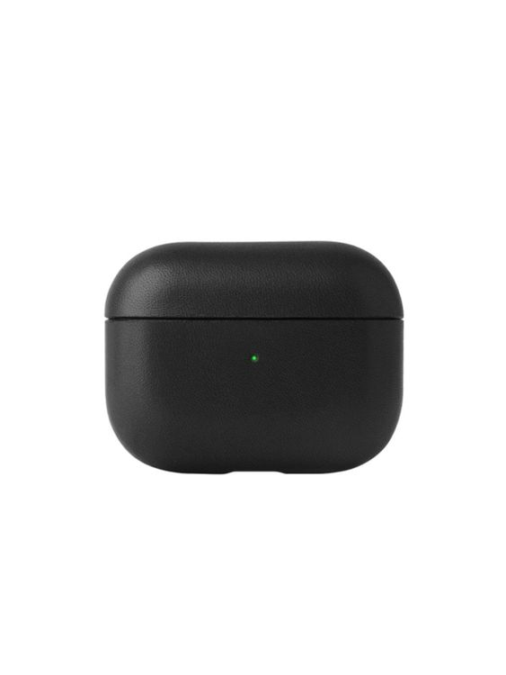 Native Union Native Union Leather Case for AirPods Pro Black