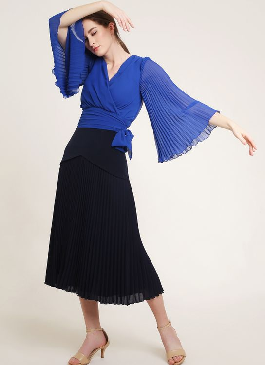 CDC The Label Constance Skirt - Navy