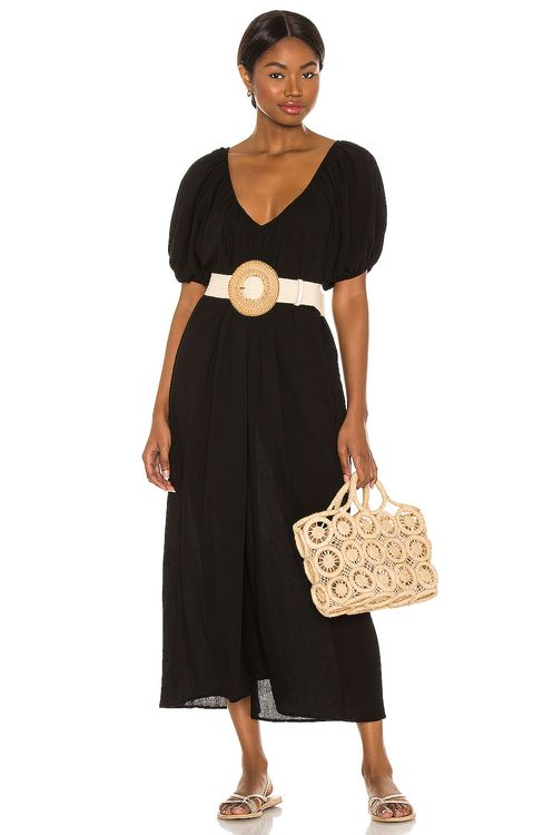 9seed Sand Hill Cove Midi Dress